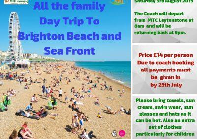 Day Trip Brighton