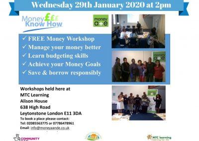 Money Workshop