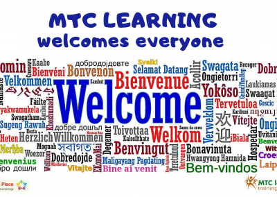 Welcome to MTC