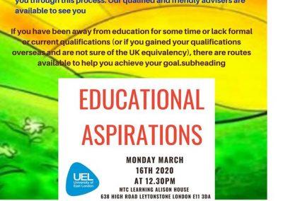 UEL Opportunities