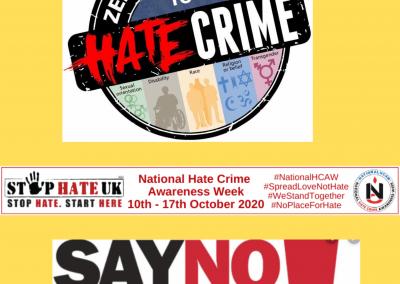 hate crime 2020