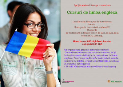 ESOL for Romanian Citizens
