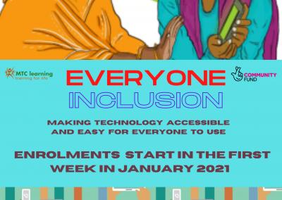 Everyone inclusion
