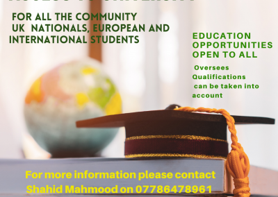 Access to University