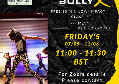 Bolly Zoom Classes
