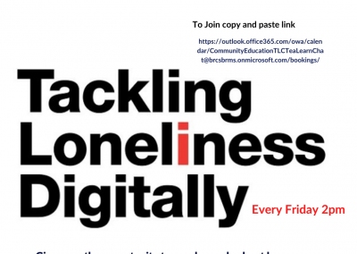 Tackling Loneliness Digitally