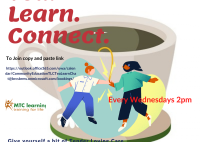 Tea-Learn-Connect